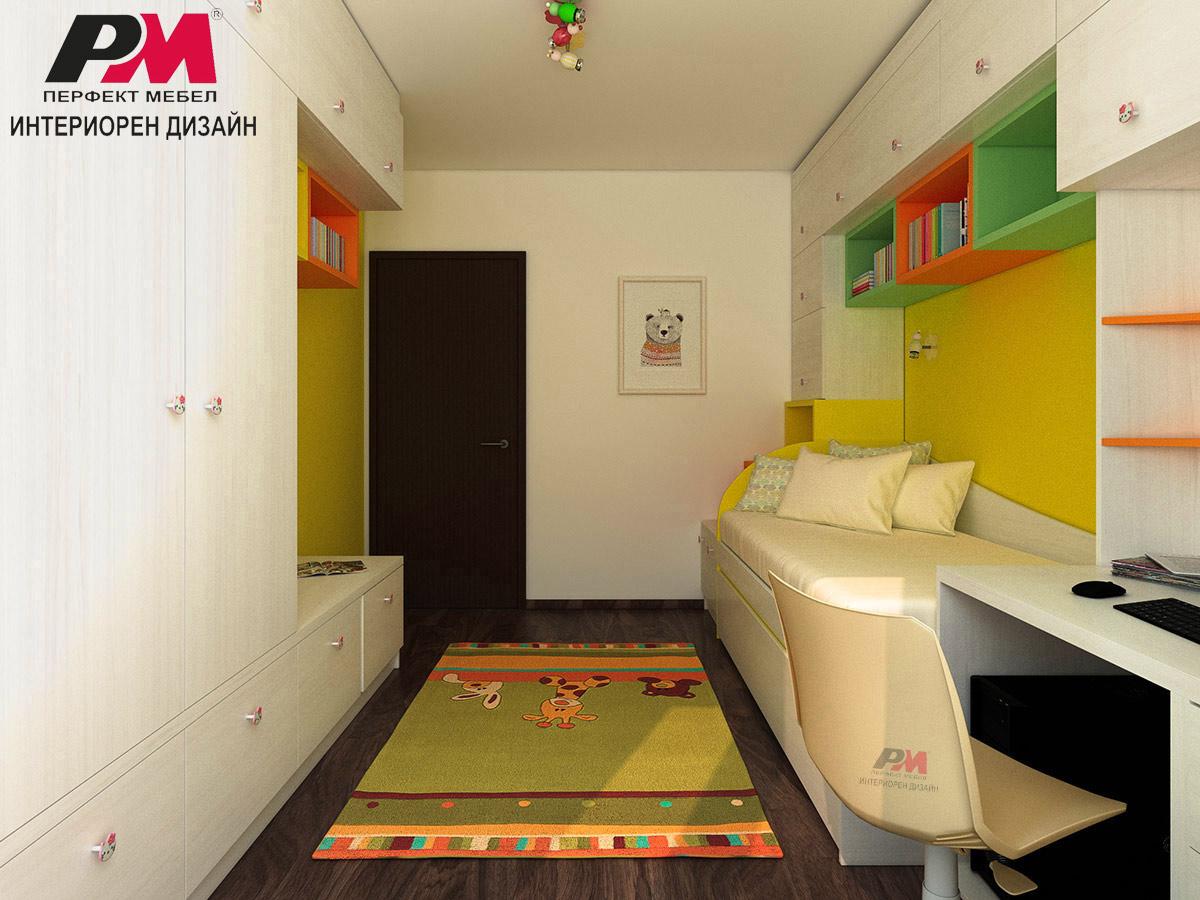 Детска стая в модерен стил