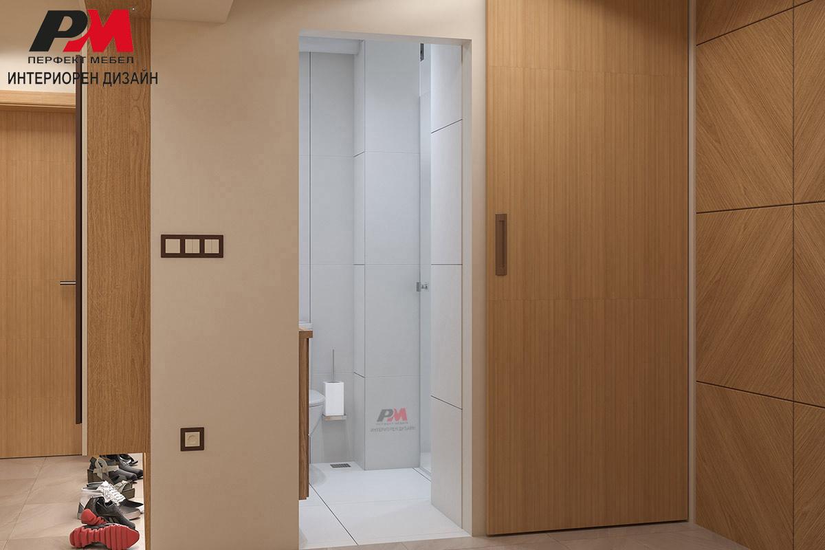 Стилно и практично пространство в съвременен интериорен стил