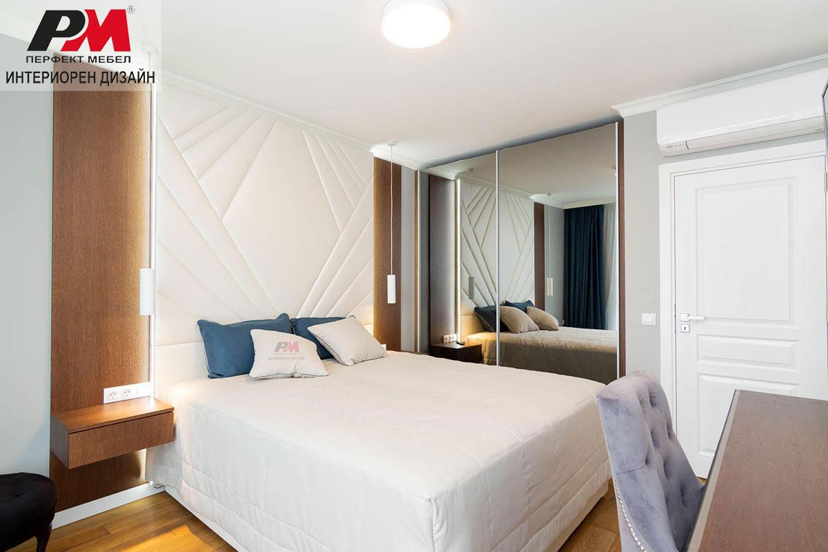 Хармония и елегантен дизайн в съвременната спалня